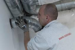 Ventilasjonstiltak mot radon